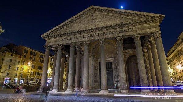 Stunning timelapse of Rome