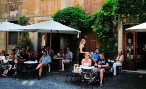How to spot a tourist trap restaurant in Rome