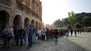 How to skip the line at the Colosseum