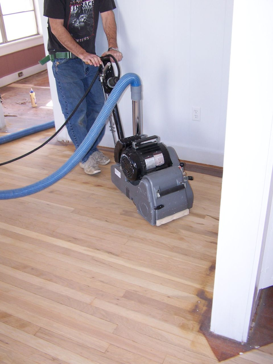 Floor Sanding Romford RM1  Wood Flooring Restoration