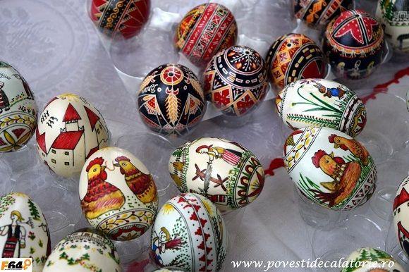 bran-fundata-painted-eggs