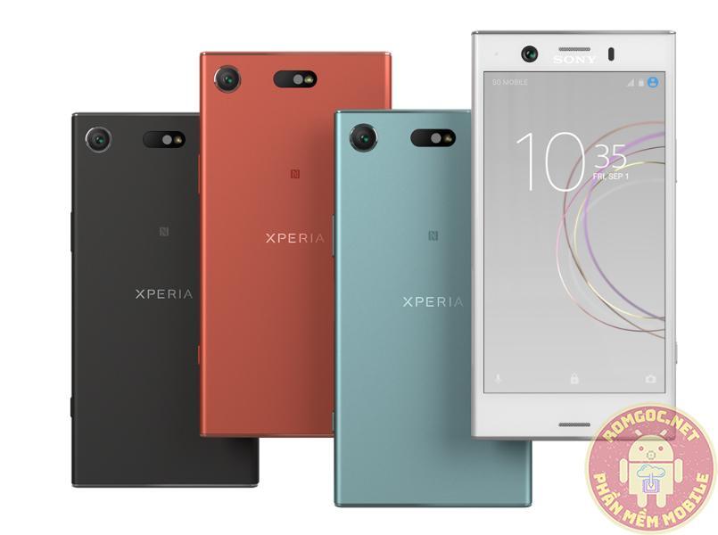 ROM .ftf cho Sony XPERIA XZ1 Compact G8441 Android 8.0.0