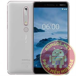 Rom stock Nokia 6 TA-1021 MSM8937 Unbrick 9008, Fix treo logo