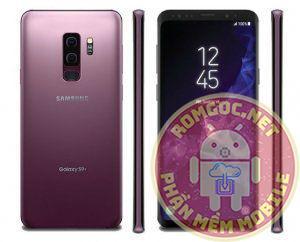 ROM Combination U3 Galaxy S9 Plus SM-G965W