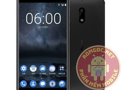 Rom stock Nokia 5 TA-1053 MSM8937 Unbrick 9008, treo logo