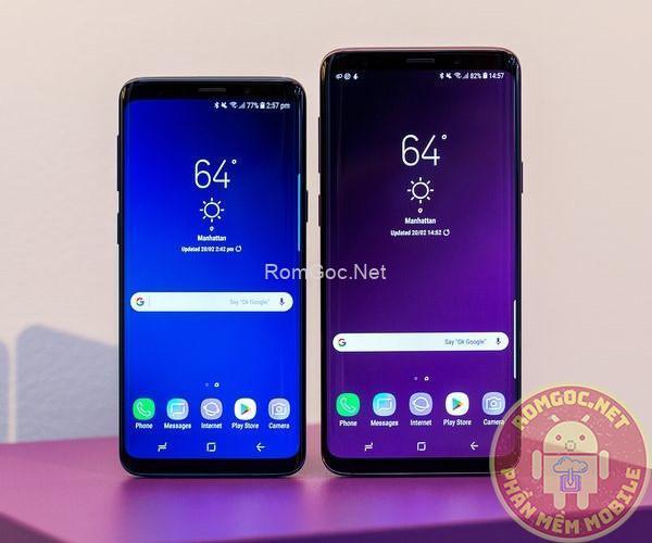 ROM 2 SIM Galaxy S9 / S9 plus SM-G960N / G965N