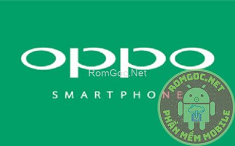 Rom stock Oppo F11 CPH1911 – xóa mã bảo vệ, password