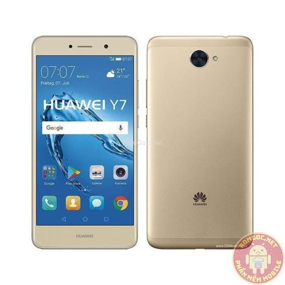 ROM Stock Firmware Huawei Y7 (TRT-LX1 /TRT-L21) (hw eu)