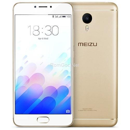 ROM STOCK GLOBAL Meizu M3 Note (M91) 6.2.0.0G