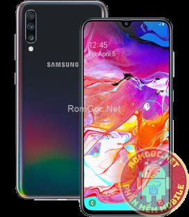 ROM Combination Galaxy A70 (SM-A705F / A705MN), bypass FRP, Google