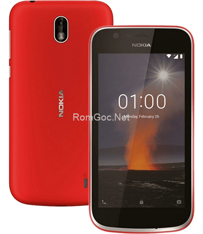 Nokia 1 (FRT) ROM Stock .NBx File Flash
