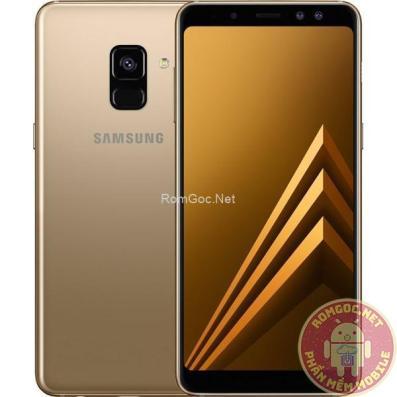 Samsung A8 2018 (SM-A530F) U6 Combination ROM
