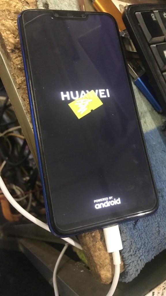 Rom Board Huawei Nova 3i unbrick