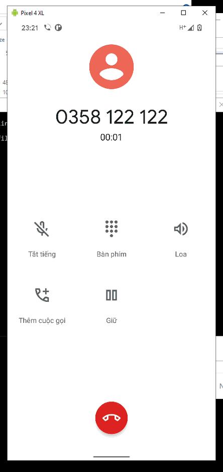 Mở khoá mạng điện thoại Google Pixel|4 XL mở mạng thành công