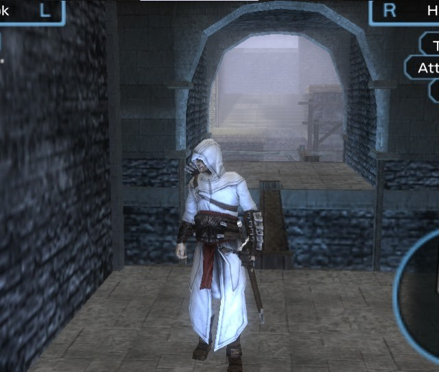 Assassins Creed Bloodlines Um5psypsp