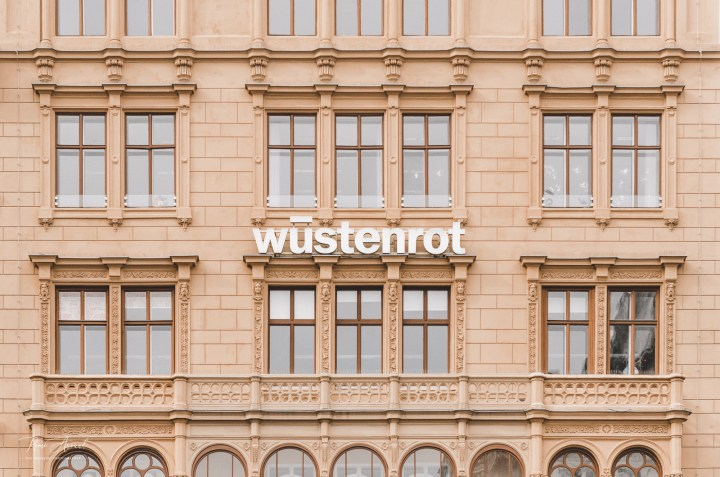 Vienna's beautiful lettering culture