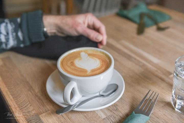 Coffee Cornish Vegan Cornwall Restaurant