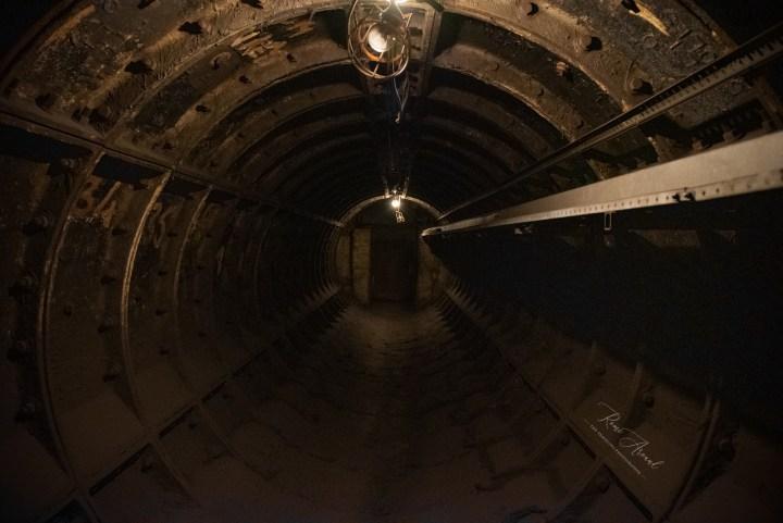 London Euston Hidden Tunnels Tour