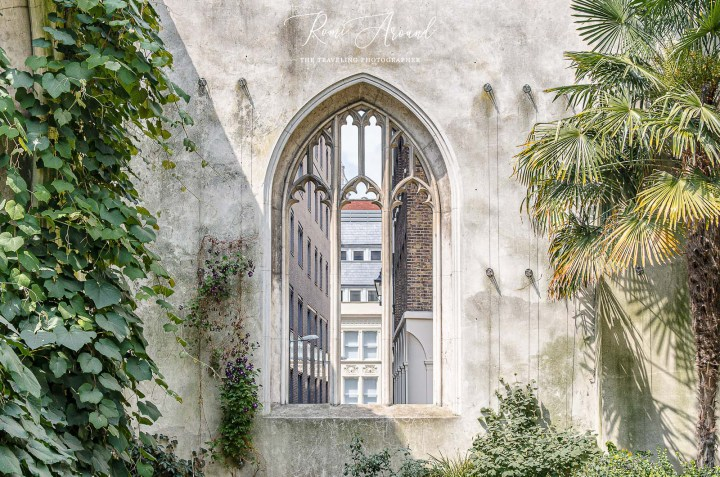 Beautiful arch windows