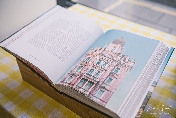 A glimpse of the Accidentally Wes Anderson book