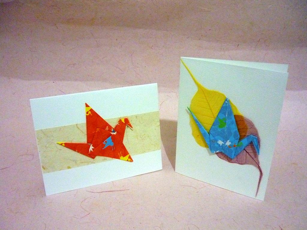 Origami Greeting Cards ROMI's ORIGAMI
