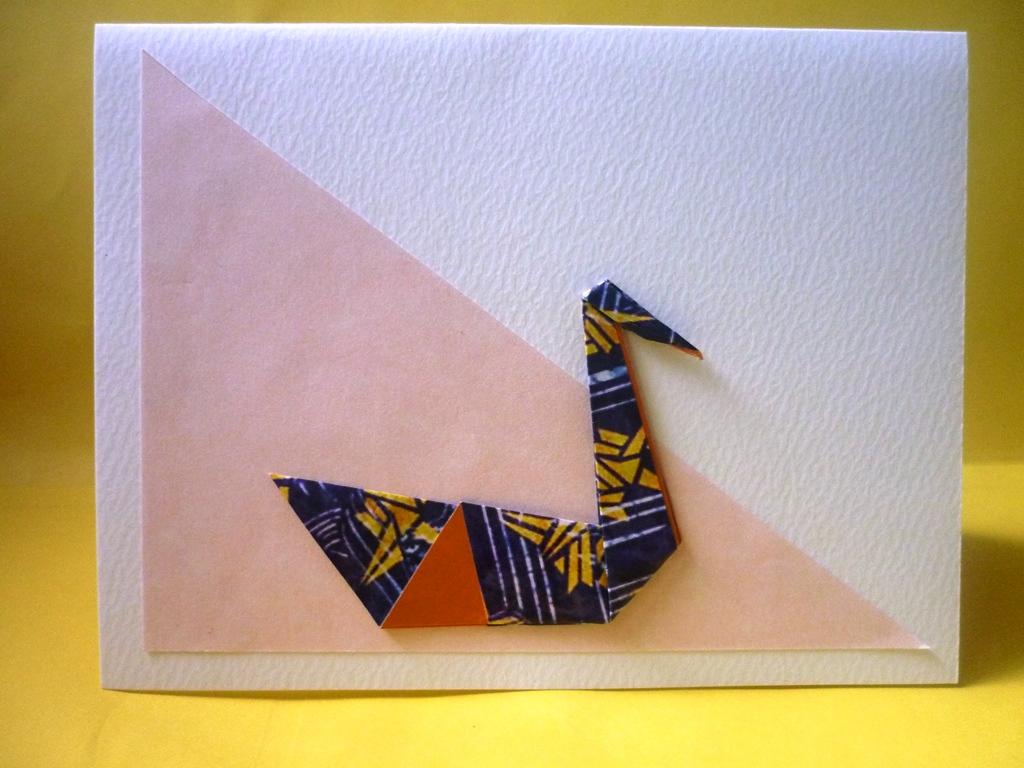 Origami Greeting Cards ROMIs ORIGAMI