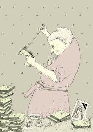 La viuda del novelista
