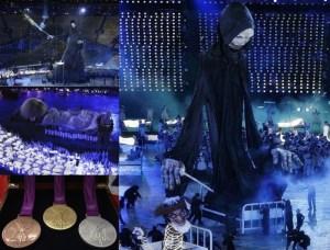 Cerimonia Olimpiadi 2012 - Pandemonio