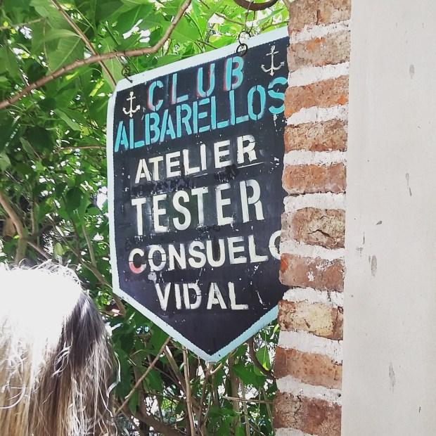 club albarellos