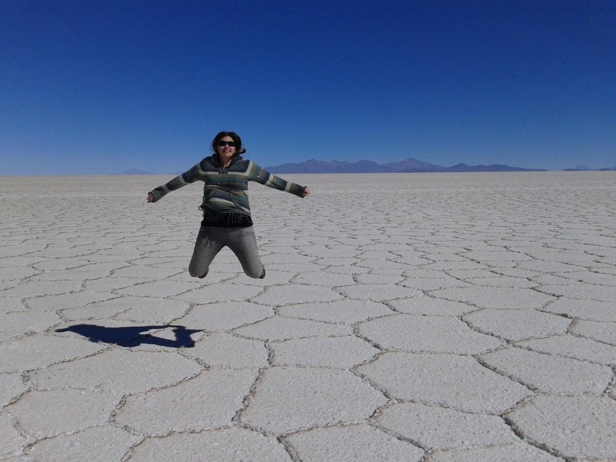 Aventuras en el Salar del Uyuni, Bolivia