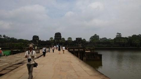 Angkor Wat, Camboya, Octubre 2015