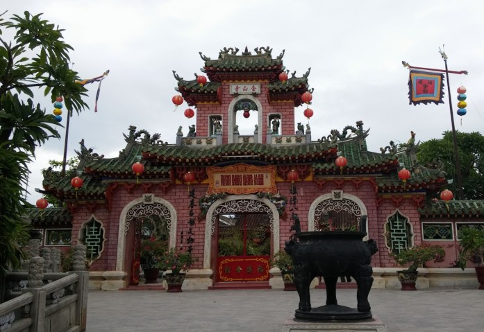 Templo Quan Kong, Hoi An, Vietnam, 2015