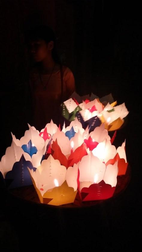 Velas de papel, Hoi An, Vietnam, 2015