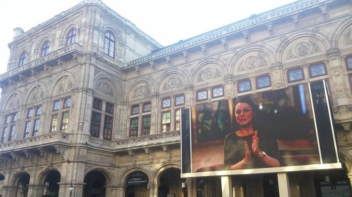 Edificio de la Ópera, Viena, Austria, junio 2016 | viajarcaminando.org