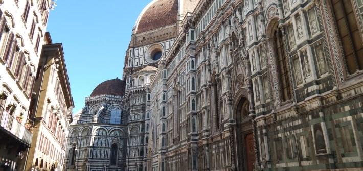 Plaza del Duomo, Florencia, Italia, 2013 | rominitaviajera.com