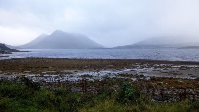 Isla de Raasay, Escocia, agosto 2016 | viajarcaminando.org