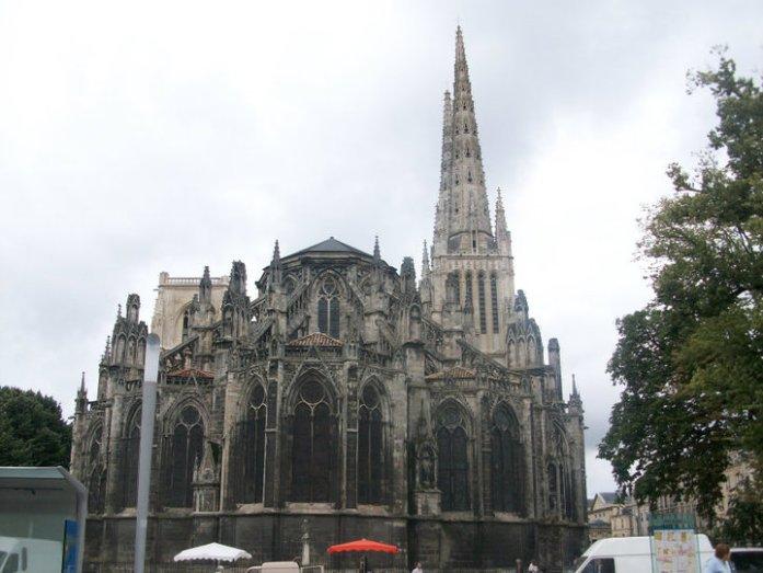 Catedral de Burdeos, Francia, 2010