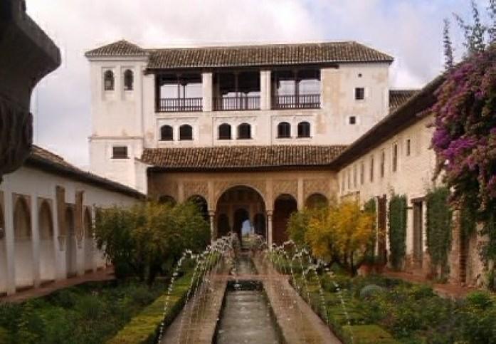 El Generalife, Granada, 2010
