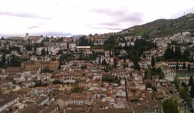 Granada, un lugar para volver
