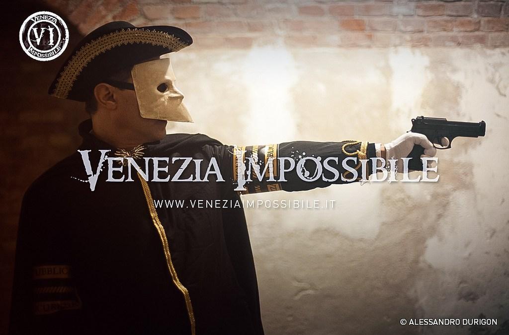 Venezia Impossibile in dvd e Blu-ray