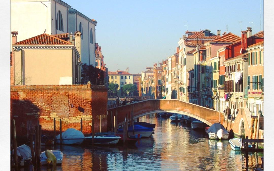 Souvenir artigianali a Venezia
