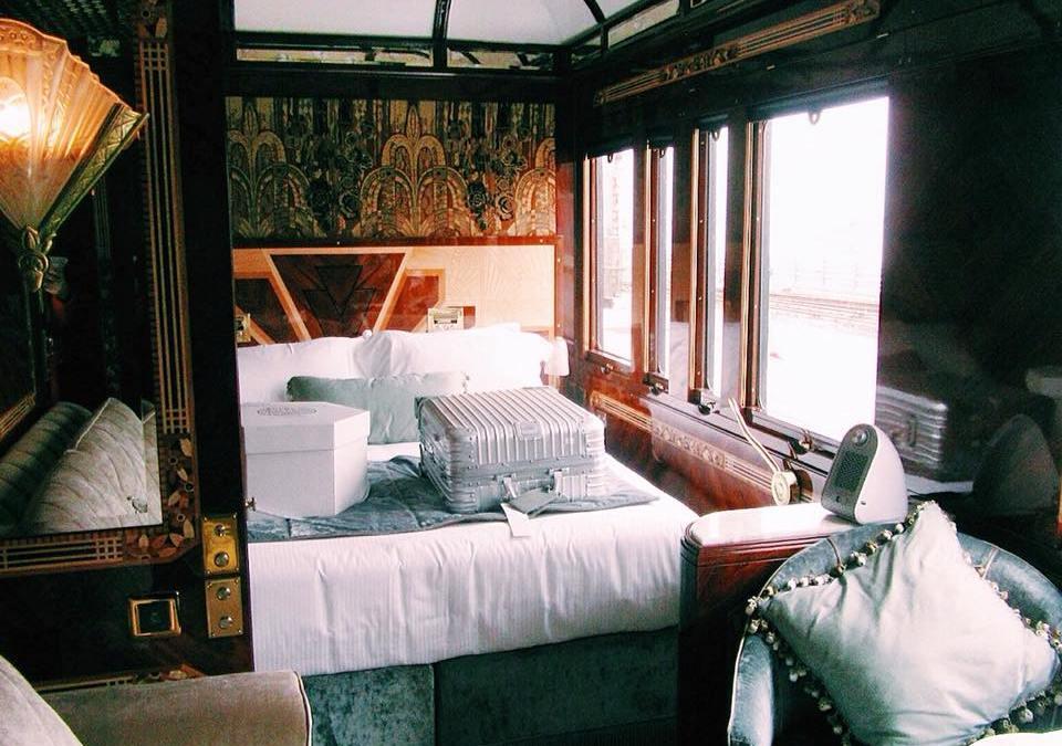 Venice Simplon Orient Express: il treno dei sogni