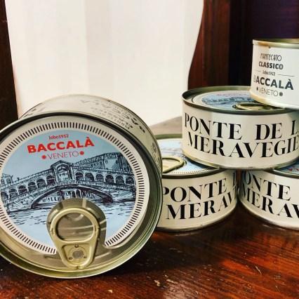 Baccalà Veneto