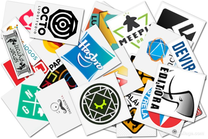 Mosaico de Logos