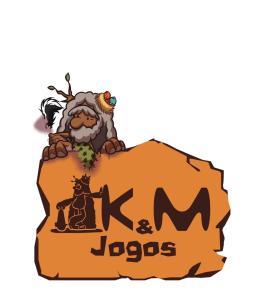 Logotipo K&M Jogos