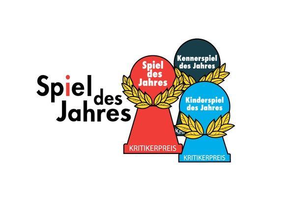 Logotipo Spiel des Jahres
