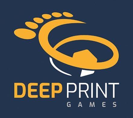 Logo deep print games