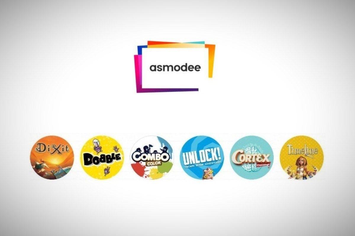 Asmodee Print&Play