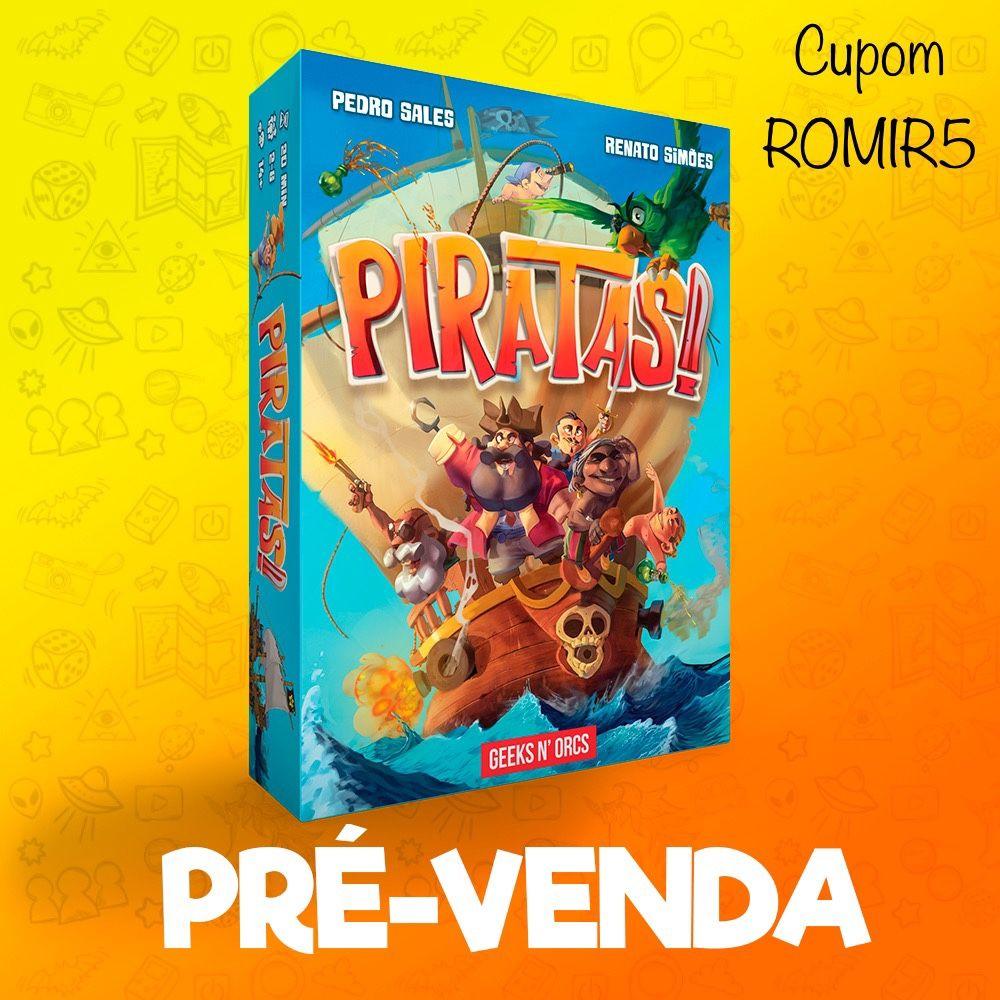 Piratas 3a Edição