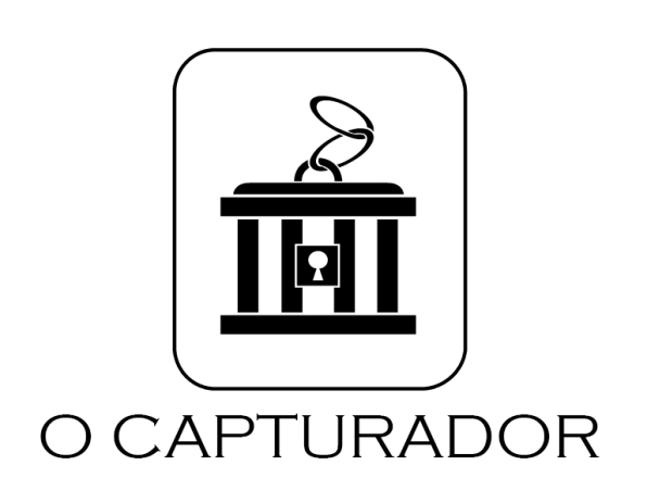 O Capturador Logo